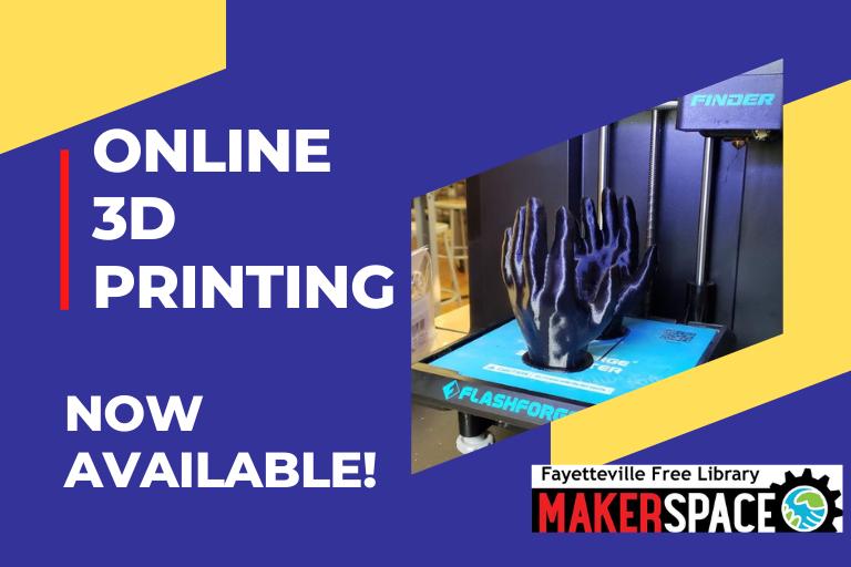Online 3D Printing